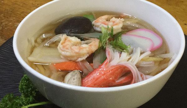 Seafood Udon – Matsu Sushi